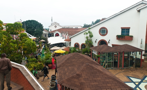 Village Market in Nairobi
